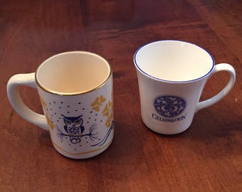 Girl Guides of Canada Mugs