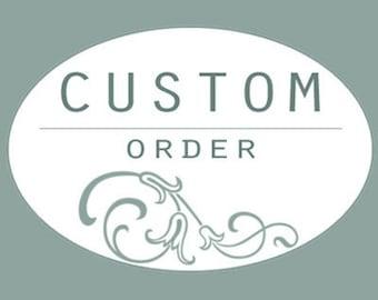 Custom Character Cake Topper