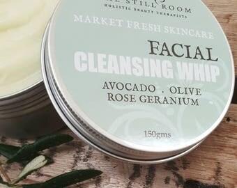 Gentle & Nourishing Facial Cleansing Whip