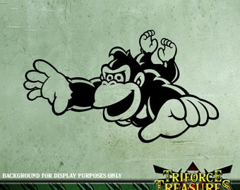 Donkey Kong Sticker / Decal