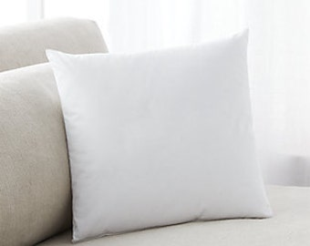 """Pillow Insert for 18"""" x 18"""" Ellison Made Pillow Cover - Hypo-allergenic, Odorless, Machine Washable, Pillow Cushion, Polyester Fiberfill"""