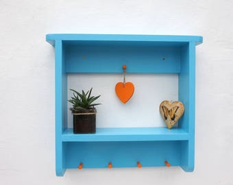 Wall mounted shelf Etsy