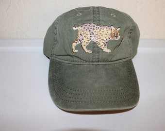 Vintage 90's Red Rock Canyon National Conservation Area Strapback Hat by Eco