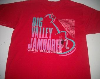 BIG VALLEY Jamboree 1991 Craven SK