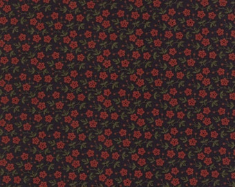 Holly Wishes by KTQ - Black Winter Berries (9441-14)