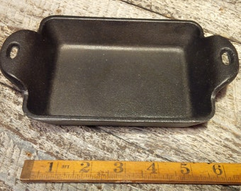 Cast Iron Tray-Dish