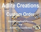 Custom order for ChrisC - 062018