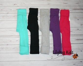 Solid Color Maxaloones, pants for cloth diapers, grow with me pants, bum circle pants, boy, girl, cloth diaper pants, baby pants, baby gift