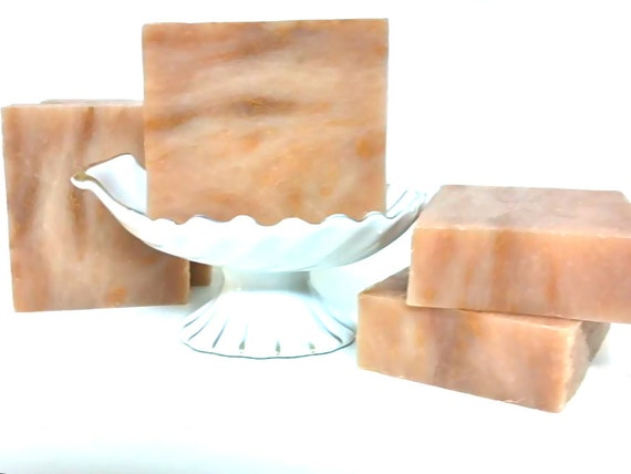 Almond Soap,Almond Berry Soap,Berry Almond Soap,Shea Butter Soap,Soap With Clay,Clay Soap,Berry Soap