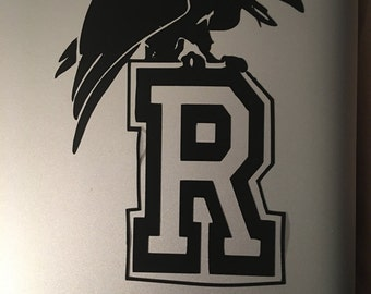 Tree Hill Ravens Decal