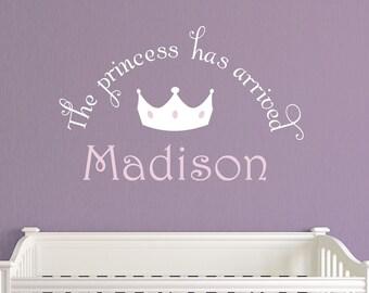 Princess Wall Decor princess decor | etsy