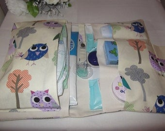 Diaper bag diaper bag OWL
