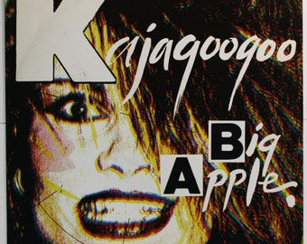 Kajagoogoo - Big apple
