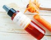 Suntan Oil, Suntan Lotion, Sunblock Oil, Sunscreen Oil, Deep Tan, Summer Care, Organic Skin Care, Body Moisturizer, Carrot Oil, Natural Care