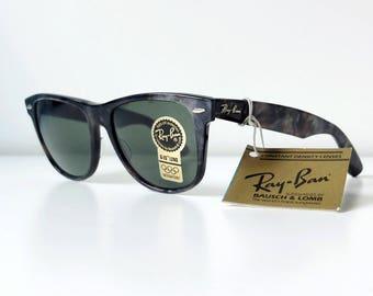 Vintage Limited Edition B&L RAY-BAN Wayfarer II W0896 Sunglasses
