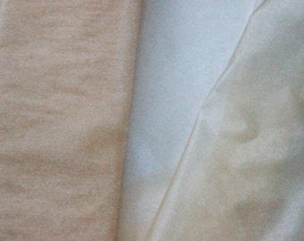 Ivory Organza Fabric - Organza fabric by the yard - Ivory shiny fabric - translucent ivory fabric by the yard