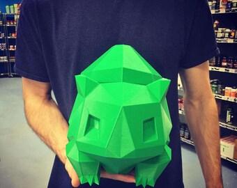 Extra Large 3D Printed Bulbasaur
