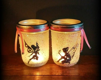 Fairy Lanterns - Set of two for tealights