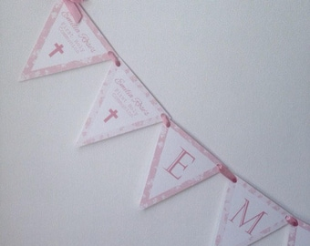 First Holy Communion / Christening Bunting