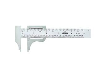"4"" Slide Caliper, Jewelry Measuring Tool; General Tools & Instruments 729ME"