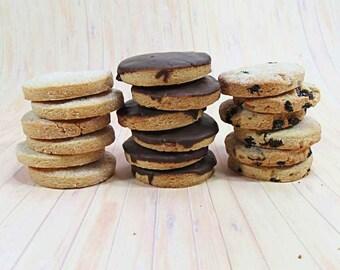 Biscuits de luxe Sablés
