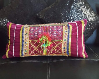 Afghani Handmade Embroidered Cushion Covers....!!!!
