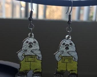 Ghüs - Saga Earrings