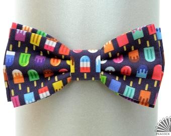 Ice cream bow ties. Bow tie for men. Bow ties for kids.  Bow Tie for Boys.  Bow Ties for Baby.