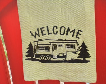 Welcome 5th Wheel Camper