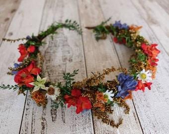 Wreath - Meadow