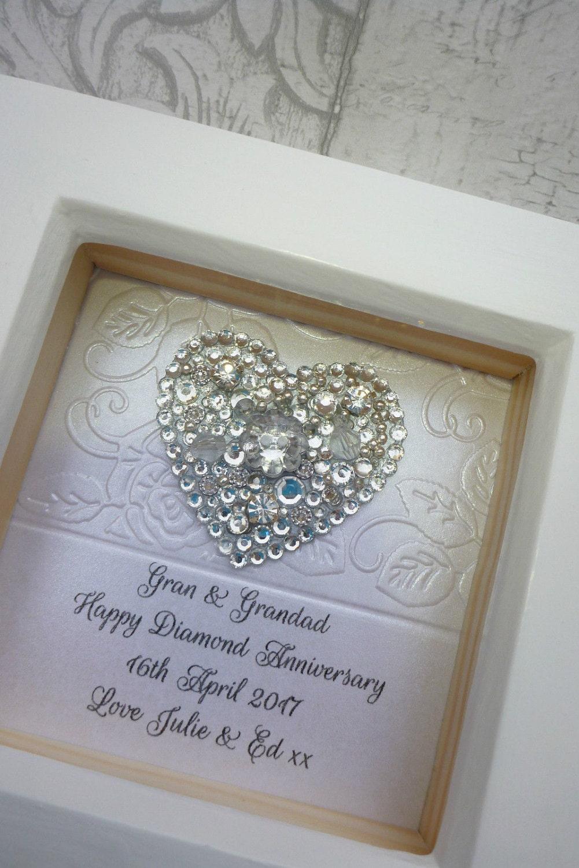 Crystal Gift Ideas 15th Wedding Anniversary: 60th Anniversary Gift 15th Wedding Anniversary Gift Crystal