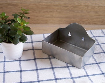Soap dish - wall soap dish handcrafted vintage