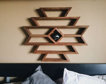 Aztec Shelf - Made to Order