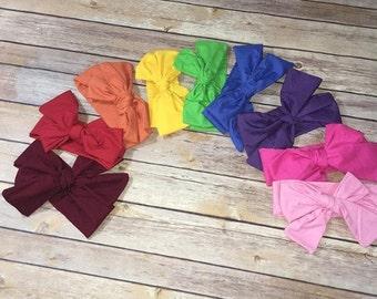 maroon headwraps