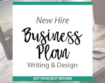 Business Plan Writing for New Hires - Job Position Writing, Position Planning, Portfolio, Powerpoint, New Job Requirements, Hire a Writer