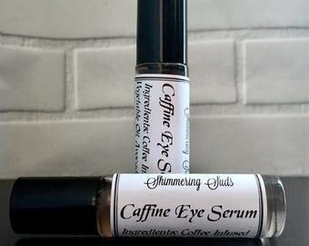Caffeinated Eye Serum, Serum for Dark Circles, Under Eye Serum