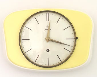 Ceramic Junghans Kitchen Wall Clock