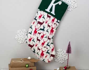 Personalised Christmas Stocking - Christmas stocking - Christmas gift - Personalised Stocking - Christmas gift for family - Christmas gifts