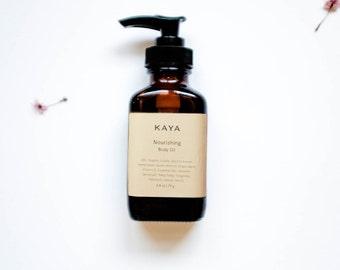 Nourishing Oil | Body Oil | Bath Oil | Shower Oil | 100 % Natural | Spa & Relaxation | Daily moisturizer