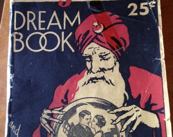 Vintage Dr D Jaynes Dream Book and Fortune telling