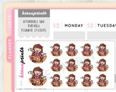 A810 | CRAFT TIME stickers Keenachi Perfect for Erin Condren Life Planner, Filofax, Plum Paper & other planner or scrapbooking