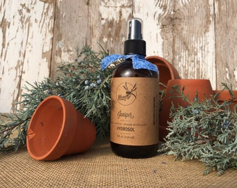 Juniper Hydrosol — 100% Natural Aromatherapy Spray Mist