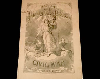 Vol. 26-Harpers Pictorial History of the Civil War               VG2662