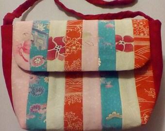 Vintage Kimono Bag