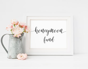 how to create a honeymoon fund