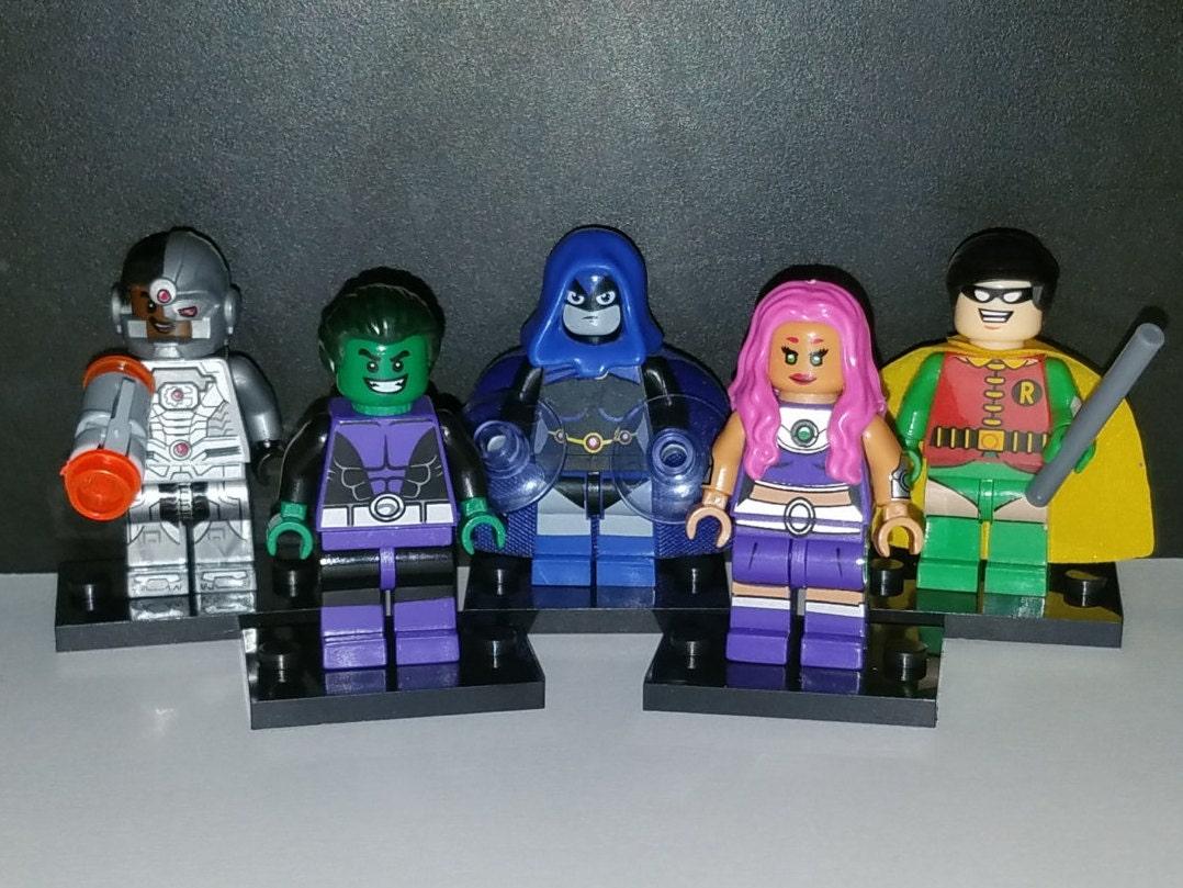 It What Sets Teen Titans 54