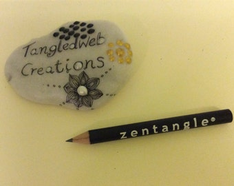 Set of x10 9cms Zentangle pencils