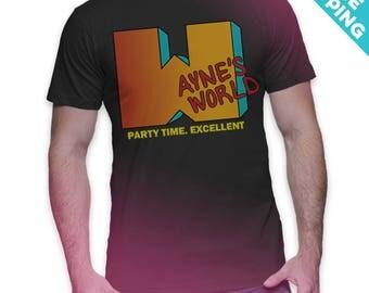 Cable 10 - Wayne's World / MTV T-Shirt