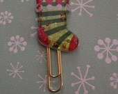 Shaker Stocking Paperclip
