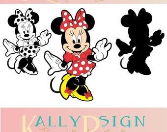 Disney minnie svg files for cricut